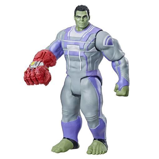Hulk with Gauntlet