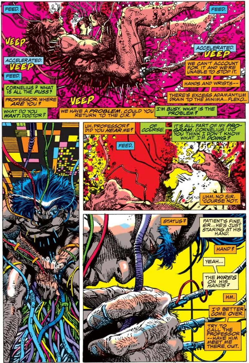 Marvel Comics Presents Weapon X