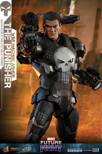 Marvel Future Fight Punisher figure