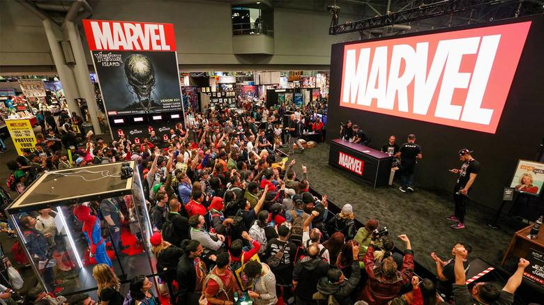 """In the World of Comics, """"Marvel Is About Inclusion"""" New York Comic Con 2019 Marvel Fans"""