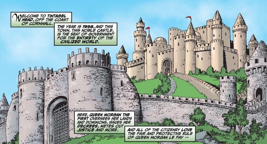 Marvel Medieval