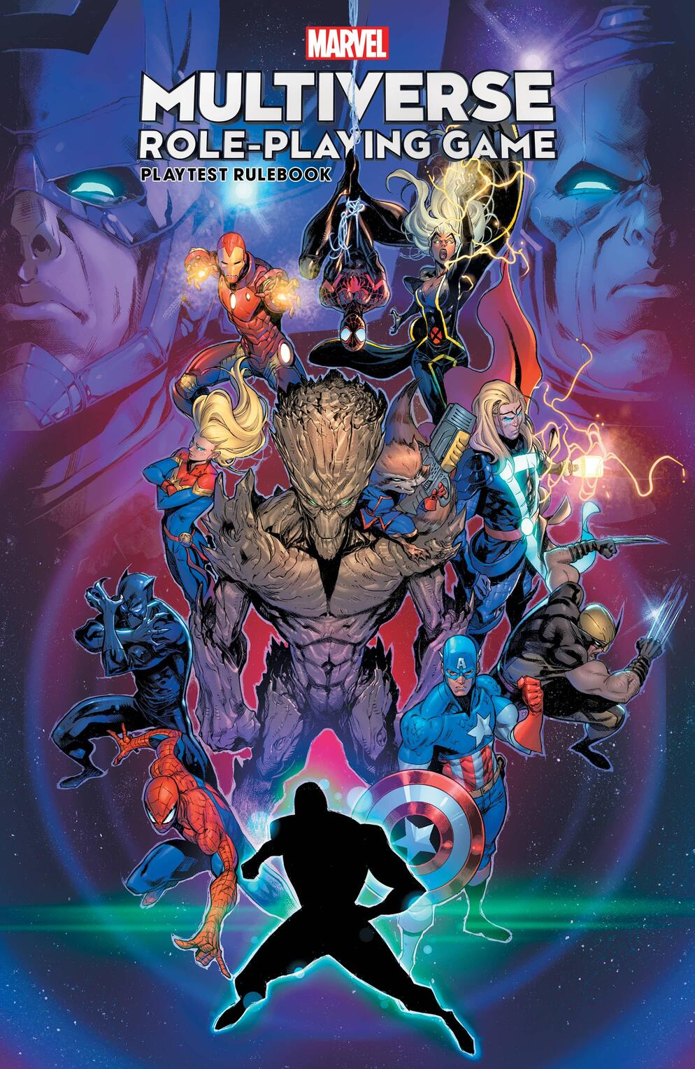 MARVEL MULTIVERSE ROLE-PLAYING GAME