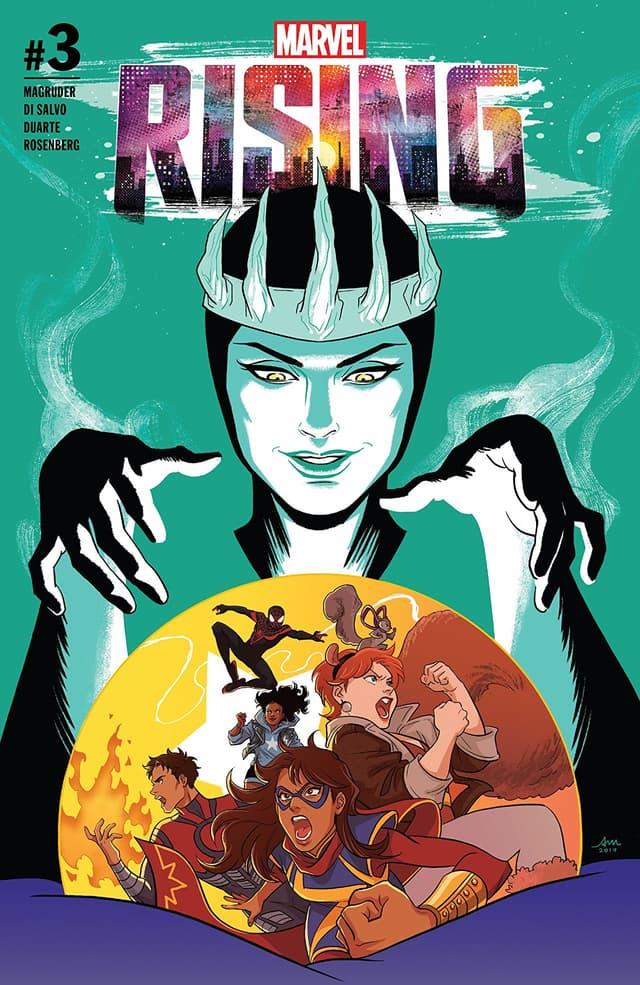 Marvel Rising #3