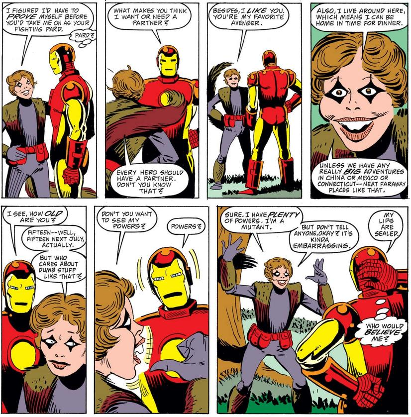 Squirrel Girl debuts