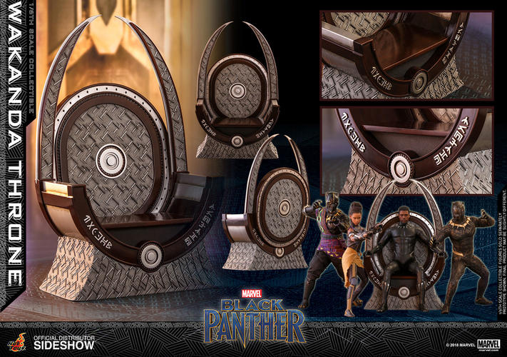 Sixth Scale Wakanda Throne by Hot Toys