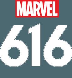Marvel's 616 TV Show Logo