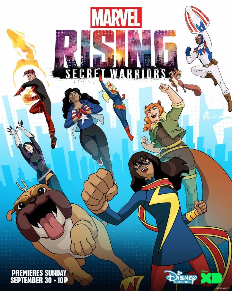 Marvel Rising NYCC