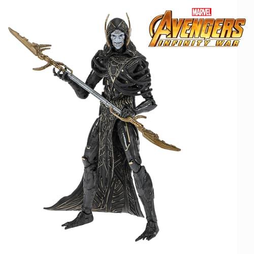 Avengers: Infinity War Corvus Glaive Marvel Legends Figure