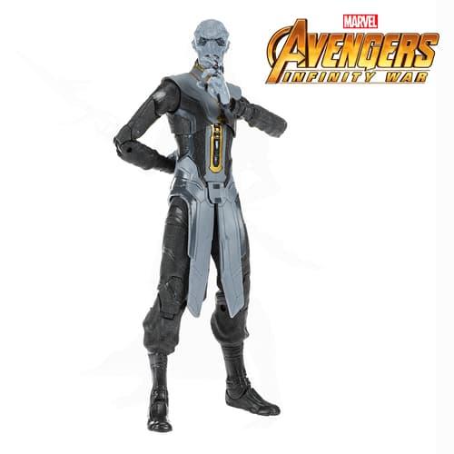 Avengers: Infinity War Ebony War Marvel Legends Figure