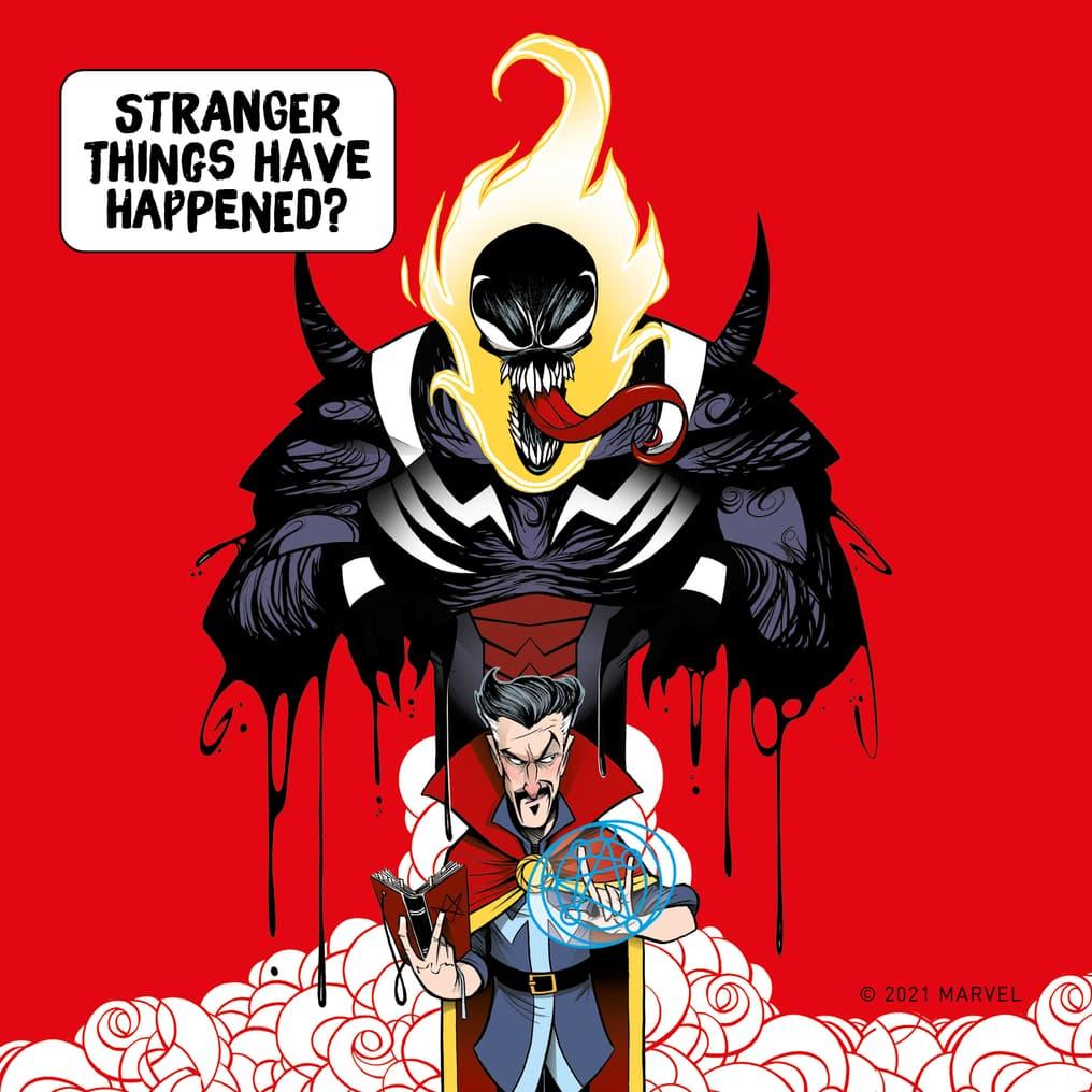 The Philosophy of Venom