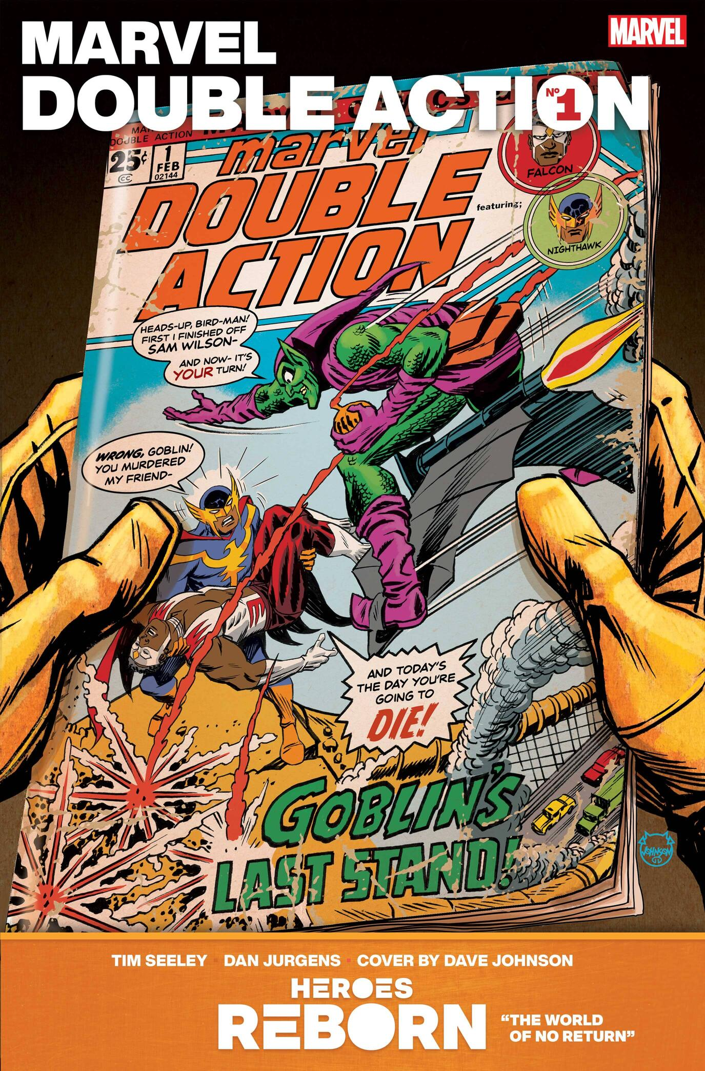 Heroes Reborn: Marvel Double Action