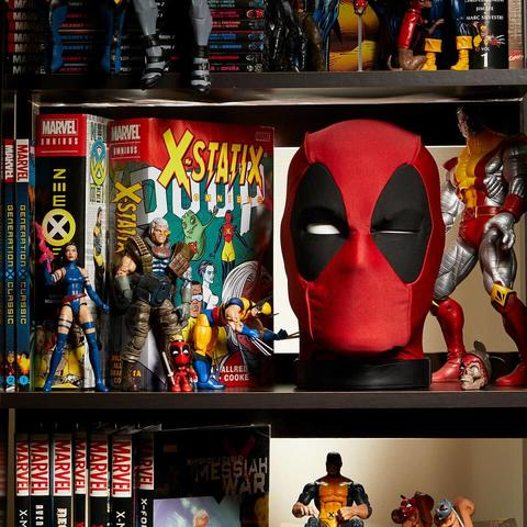 Marvel Legends Deadpool's Head from Hasbro