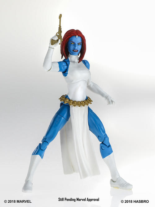 Marvel Legends Mystique Figure