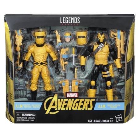 Marvel Legends AIM