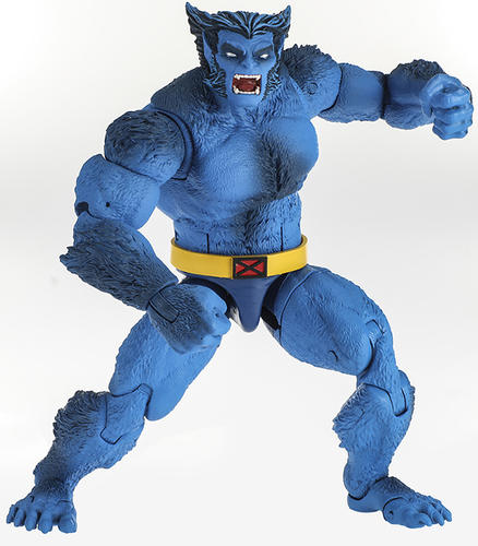 Beast Marvel Legends Figure