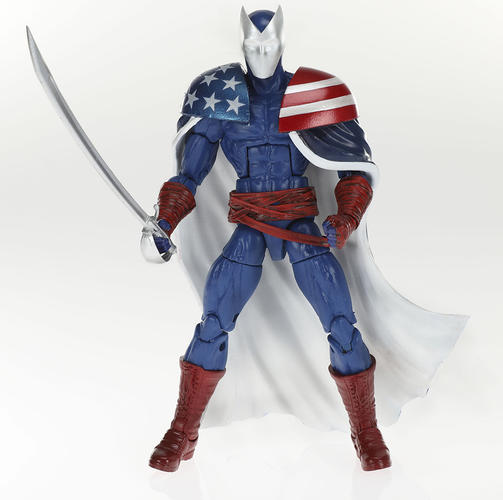 Citizen V Marvel Legends Figure