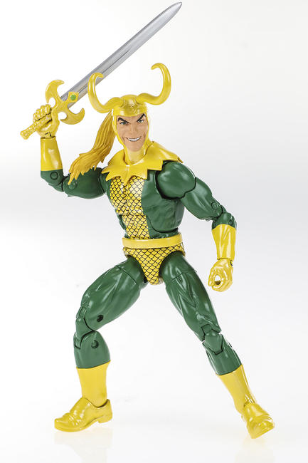 Loki Marvel Legends Figure