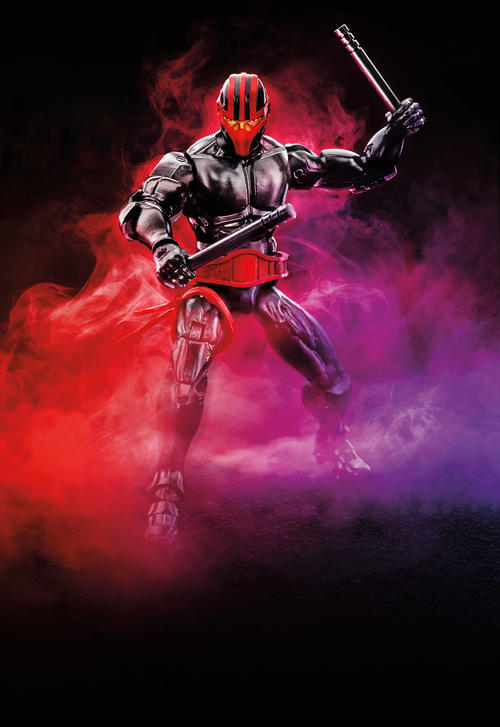Night Thrasher Marvel Legends Figure