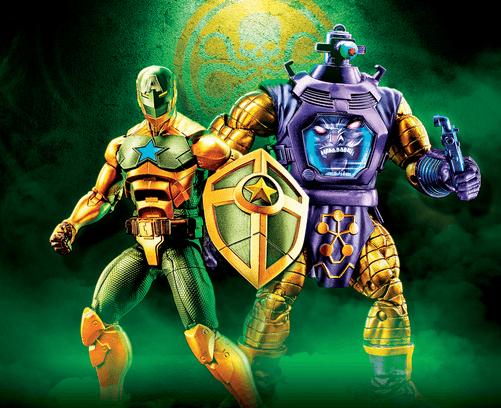 Marvel Legends Supreme Leader & Arnim Zola 2-Pack