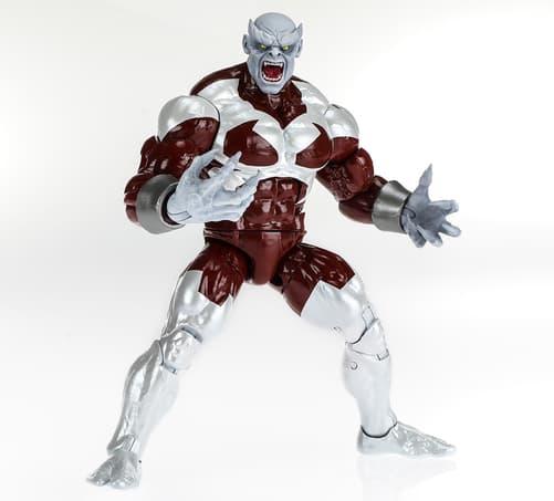 X-Men Caliban Marvel Legends Build-a-Figure