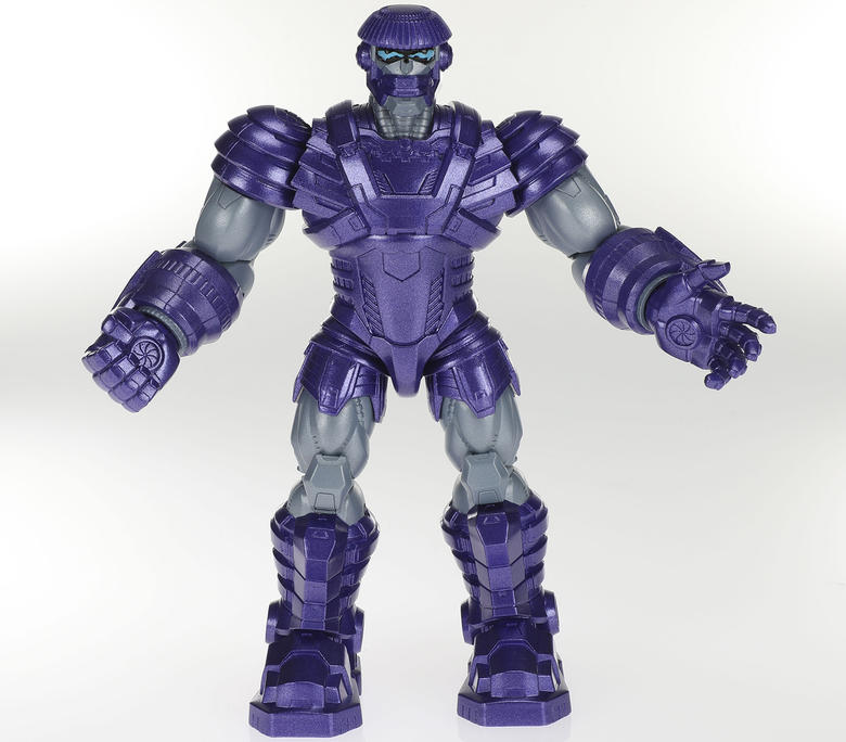Kree Sentry Marvel Legends Build-A-Figure