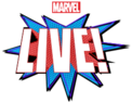 Marvel Live Logo
