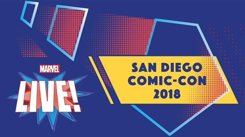 Marvel SDCC 2018