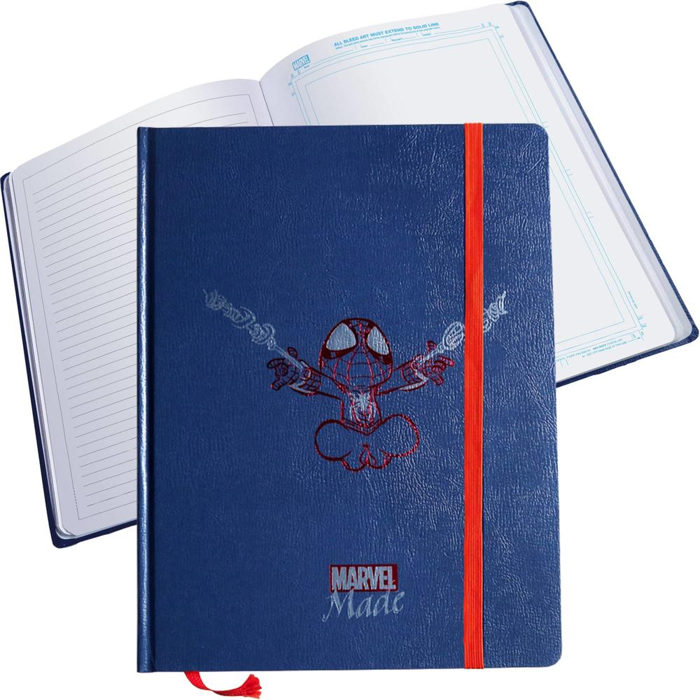 Marvel Made_Notebook