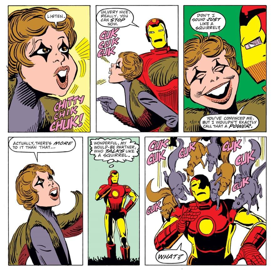Marvel Super Heroes #8