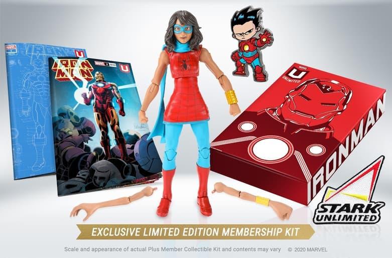 Marvel Unlimited Annual Plus Kit 2021