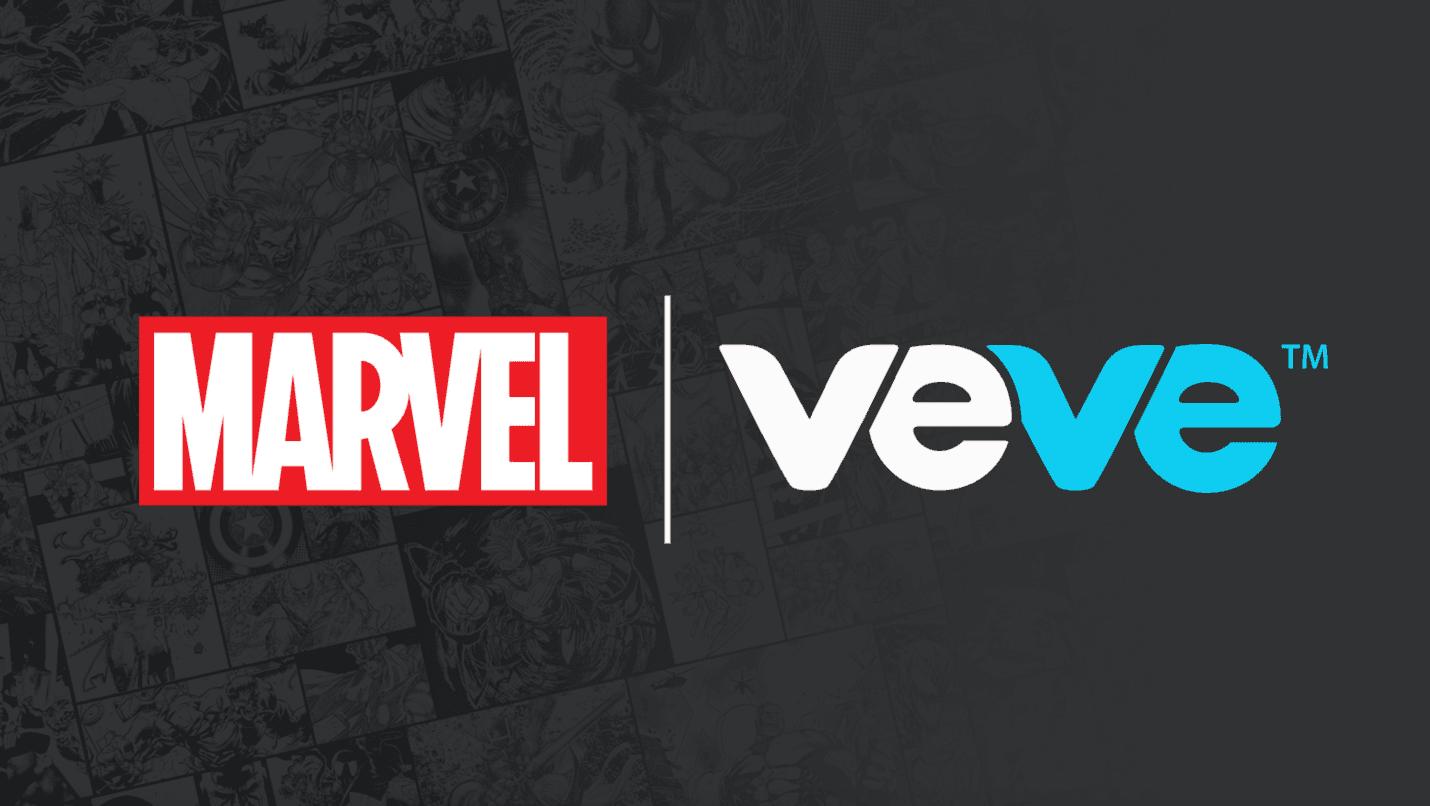 Marvel x Veve