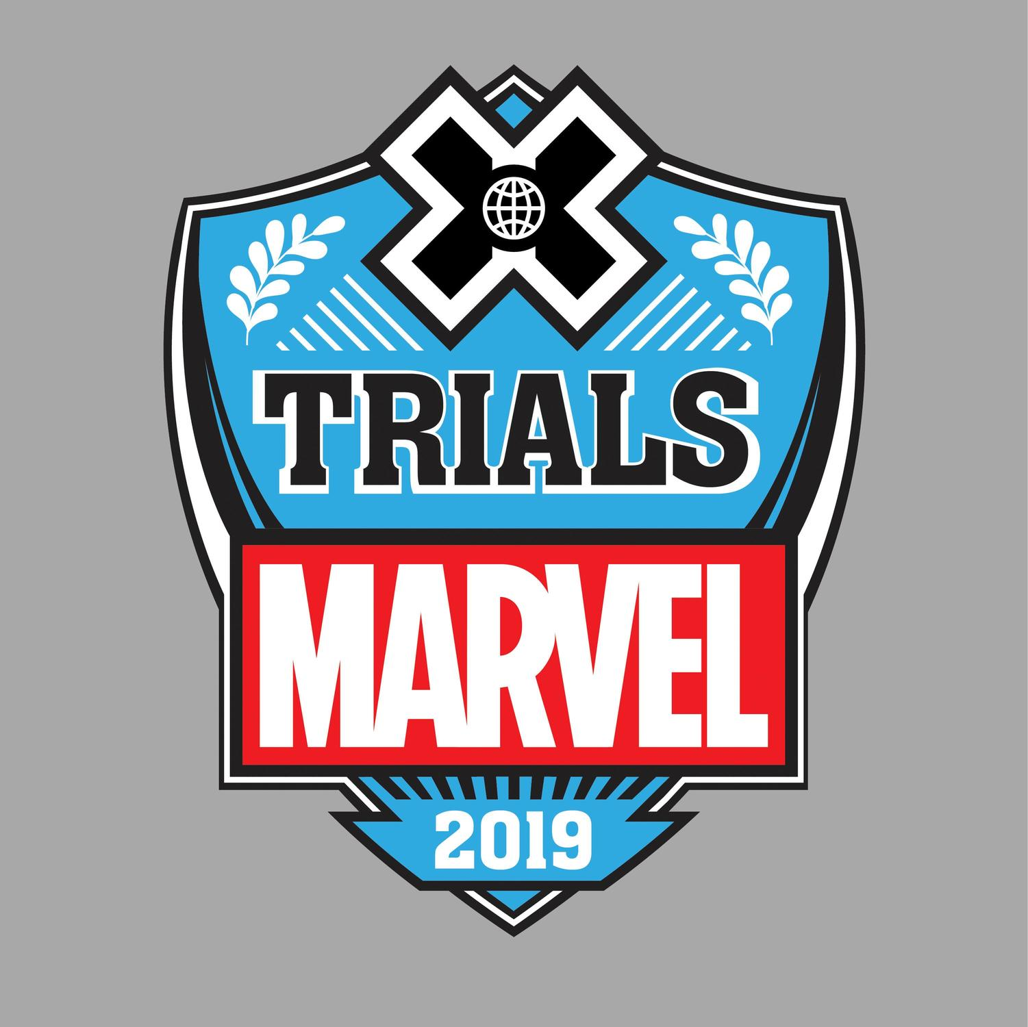 Marvel X Games Badge
