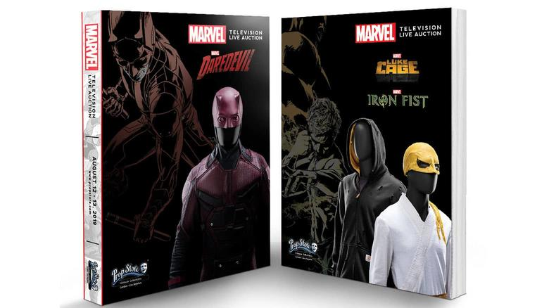 Marvel TV Auction