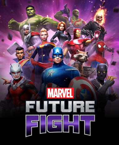 Marvel Future Fight Game Poster