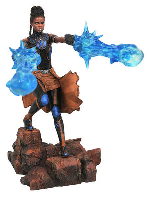Marvel Movie Gallery Black Panther Shuri PVC Diorama