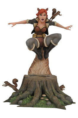 Marvel Comic Gallery Squirrel Girl PVC Diorama