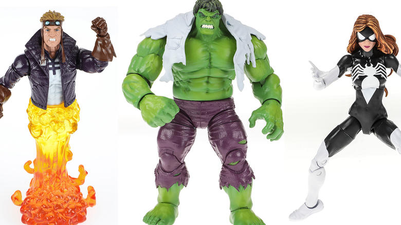 Toy Fair 2019: See Tons of New Marvel Legends Figures | News