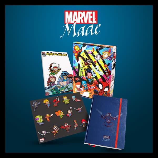 Marvel Insider Marvel Made Skottie Young Premier Bundle Giveaway