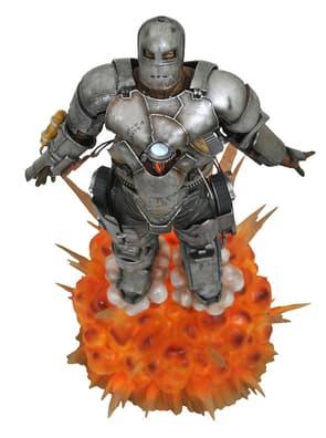 Marvel Movie Milestones Iron Man MK1 Resin Statue