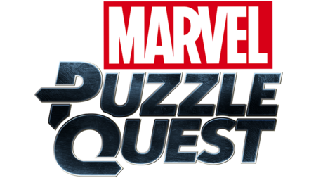 Marvel Puzzle Quest Game Logo