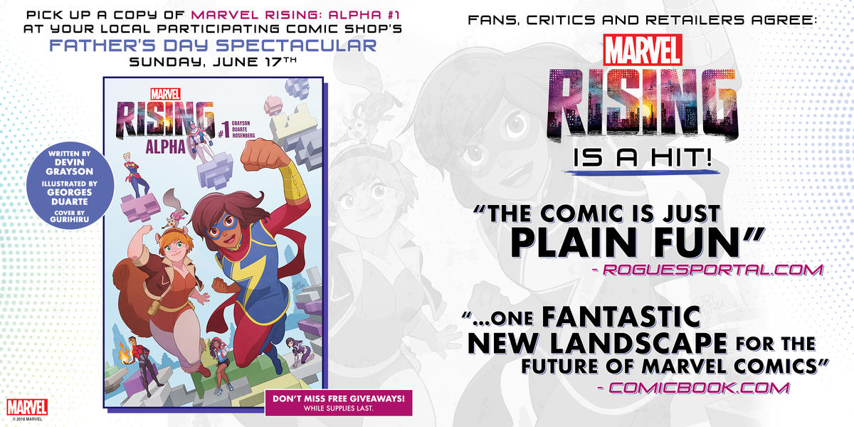 Marvel Rising Alpha