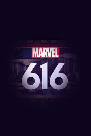 Marvel's 616 TV Show Poster Season 1