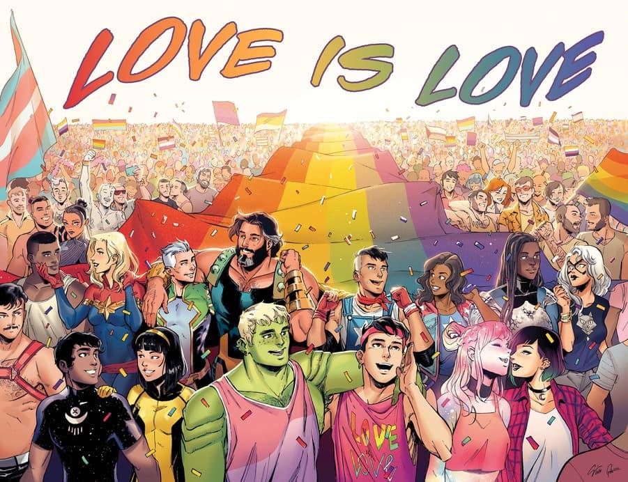 Marvel's Voices Pride