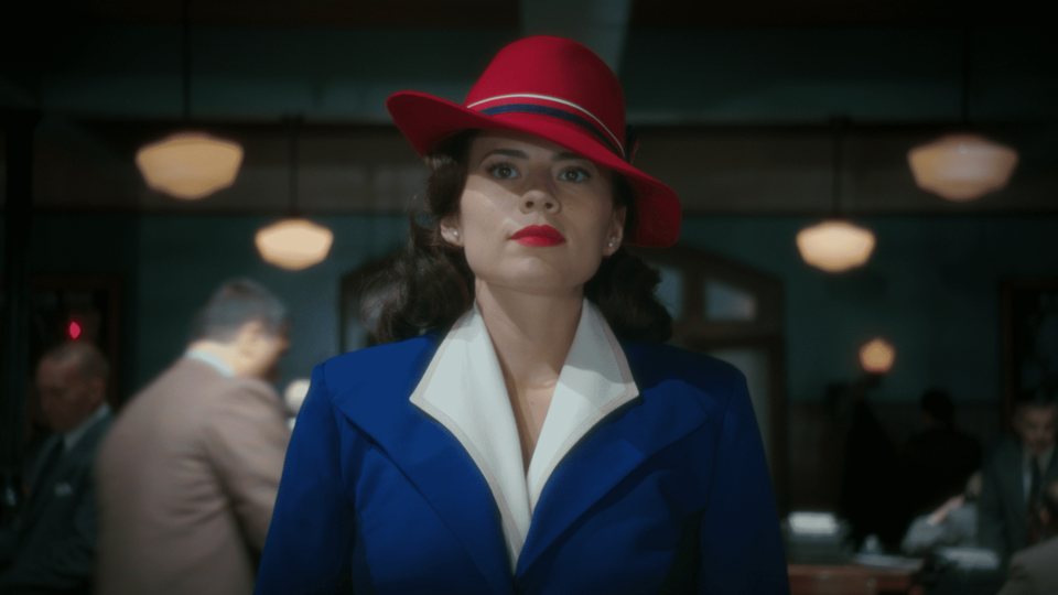 7 Reasons You Need to Be Watching 'Agent Carter' on Disney+