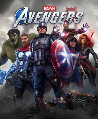 Marvel's Avengers Game Poster