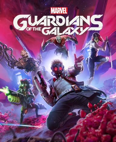 Marvel's Guardians of the Galaxy Game Poster