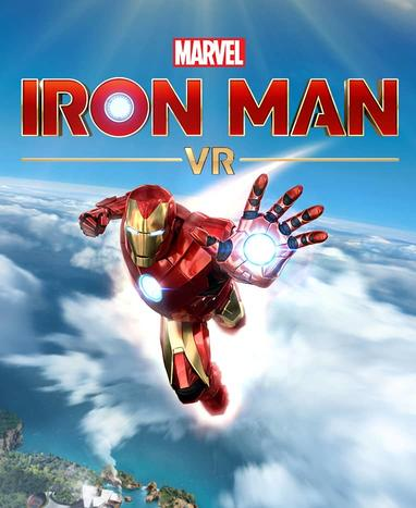 Marvel's Iron Man VR Game Poster