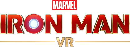 Marvel's Iron Man VR Game Logo