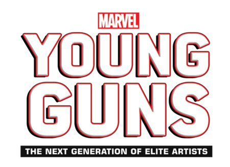 Marvel's Young Guns Logo