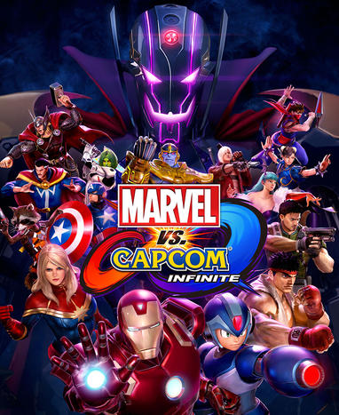 Marvel vs. Capcom: Infinte